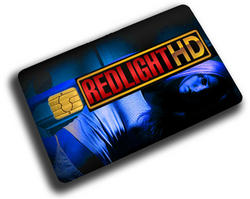 Redlight HD Hustler SCT HD 12 canali 1 anno Viaccess